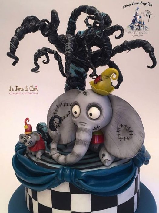 Pastel de Dumbo