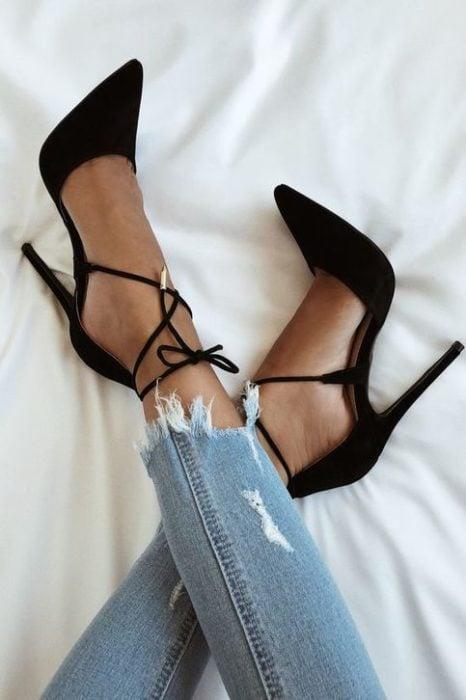 Zapatos de tacón de aguja