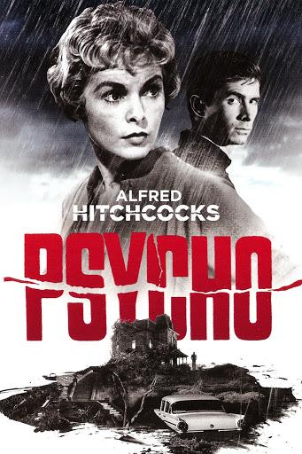 Poster de la película Psicosis