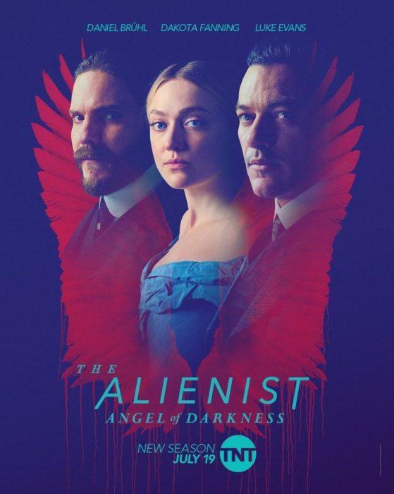 Poster de la serie The Alienist El ángel de la oscuridad