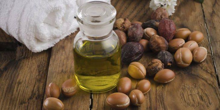 Aceite de argán para cabello