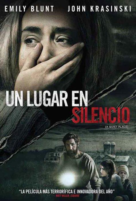 Poster de la película Un lugar en silencio