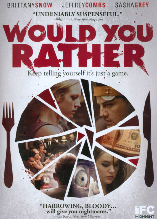 Poster de la película Would You Rather