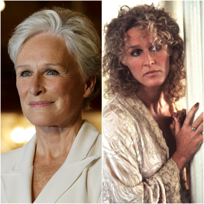 Glenn Close como Alex Forrest