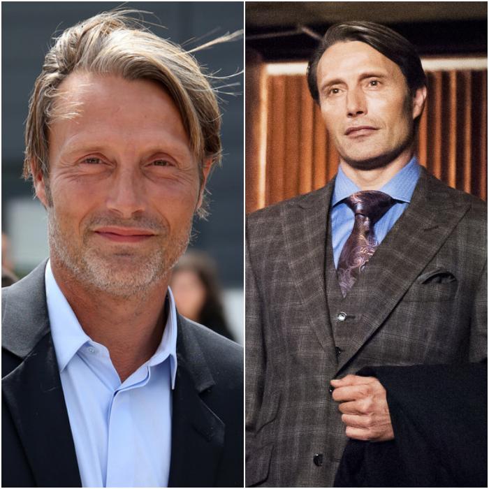 Mads Mikkelsen como Hannibal Lecter