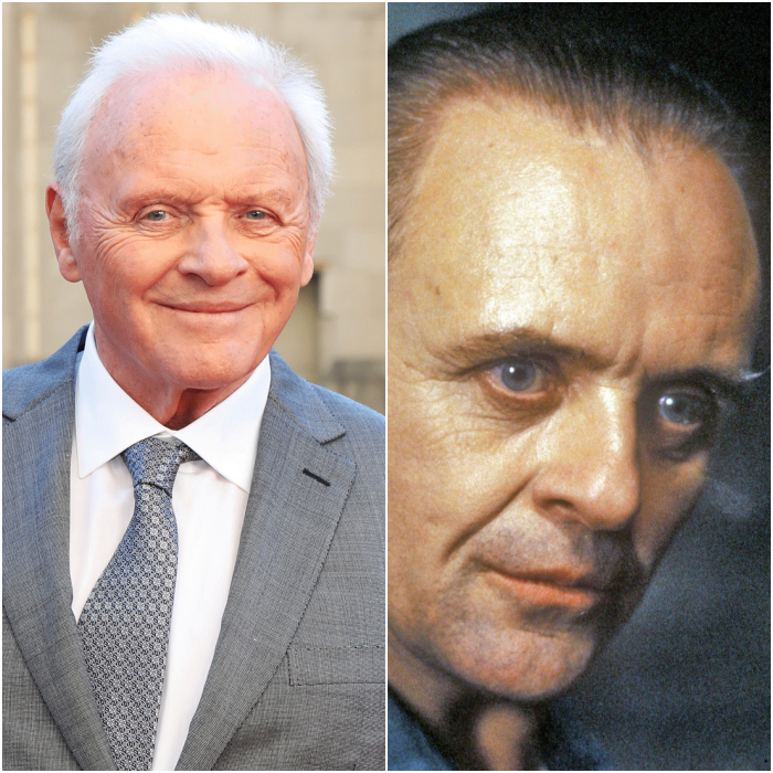 Anthony Hopkins como Hannibal Lecter