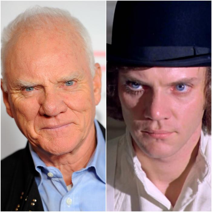 Malcolm McDowell como Alex DeLarge