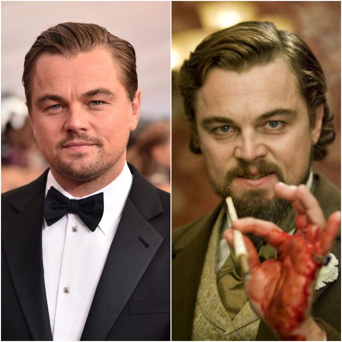 Leonardo DiCaprio como Calvin Candie
