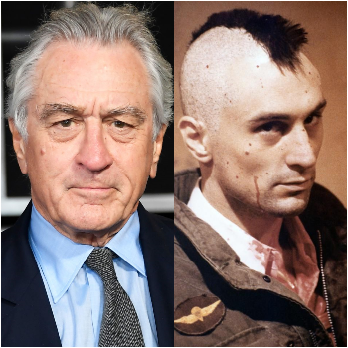 Robert De Niro como Travis Bickle