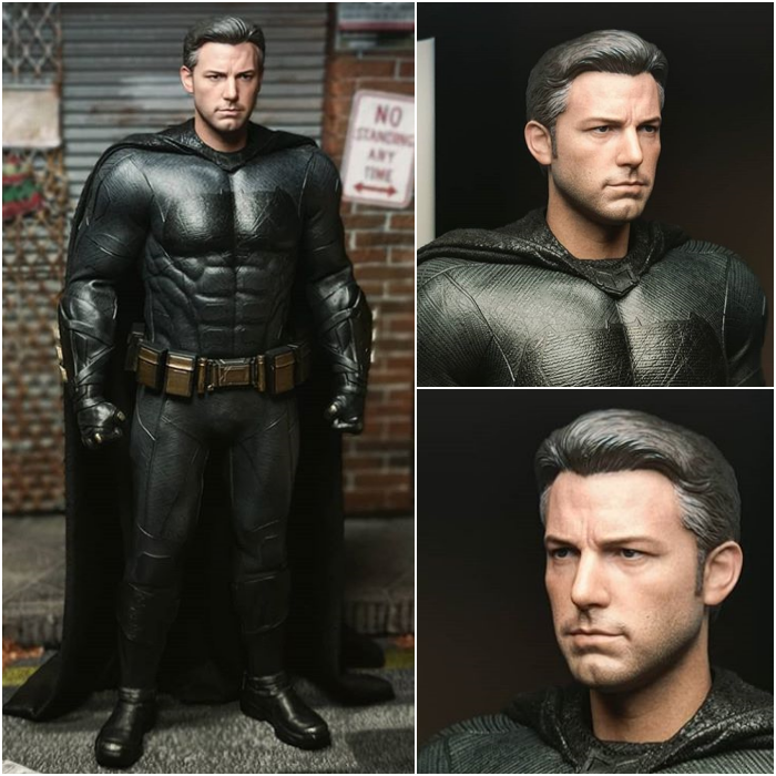 ben affleck bruce wayne the batman