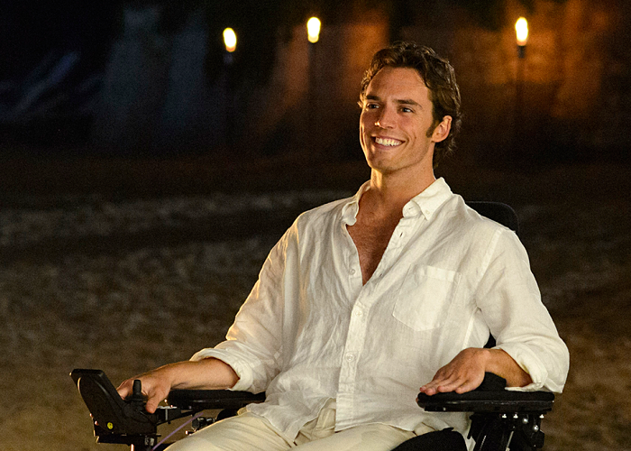 William Traynor en Me Before You
