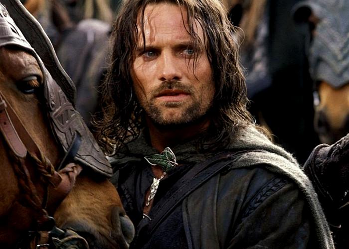 Aragorn Elessar en Lord Of The Rings