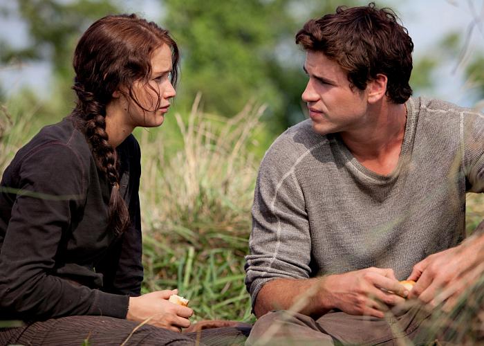 Gale Hawthorne en The Hunger Games
