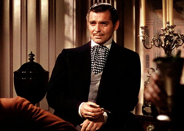 Rhett Butler en Gone With The Wind