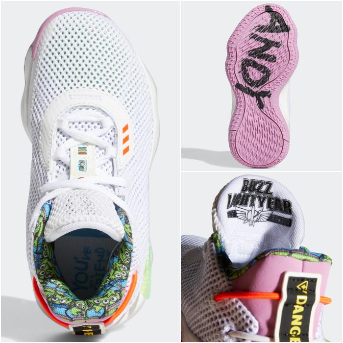 tenis adidas colección toy story 2020