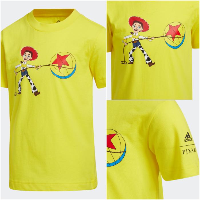 camiseta adidas colección toy story 2020