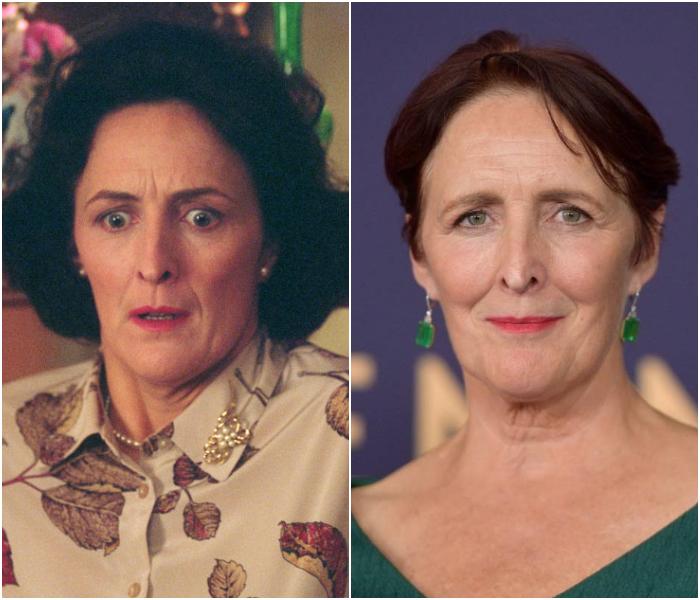 Fiona Shaw como Petunia Dursley