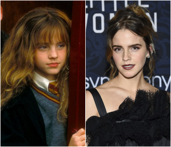 Emma Watson como Hermione Granger