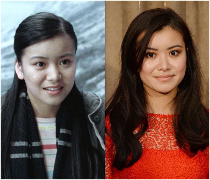 Katie Leung como Cho Chang