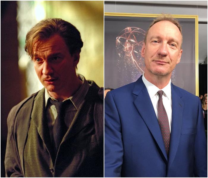David Thewlis como Remus Lupin