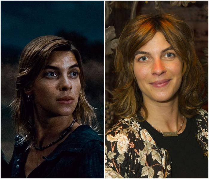 Natalia Tena como Nynphadora Tonks