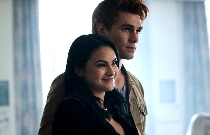 Archie y Veronica en Riverdale