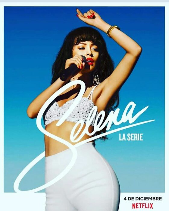 Poster de Selena: La serie