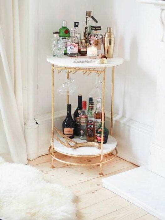 Decoración del hogar de un tipo bar estilo Pinterest