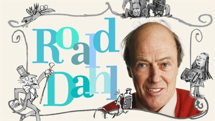 Roald Dahl, escritor del libro Las brujas