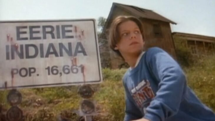 Escena de la serie Eerie, Indiana