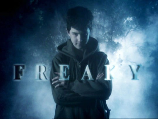escena promocional de la serie Freaky