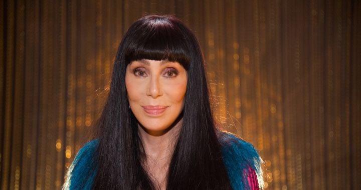 Cantante Cher
