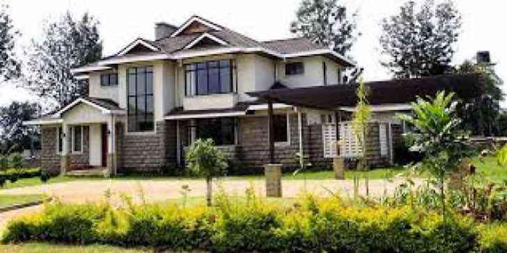 Mansión donada por Nduhiu Njama para ser un hogar de ancianos