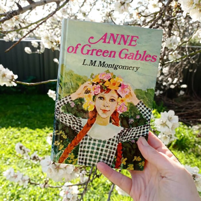 Anne With an E, Anne of Green Gables, libro