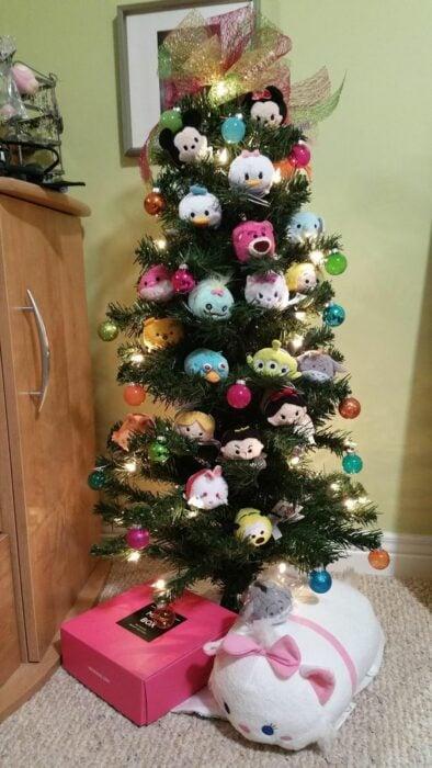 Árbol de navidad de Disney