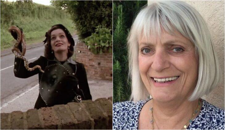 Anne Lambton; antes y después de participar en la película original de 'Las Brujas'