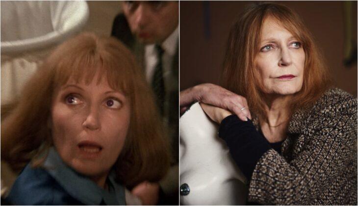 Jenny Runace; antes y después de participar en la película original de 'Las Brujas'