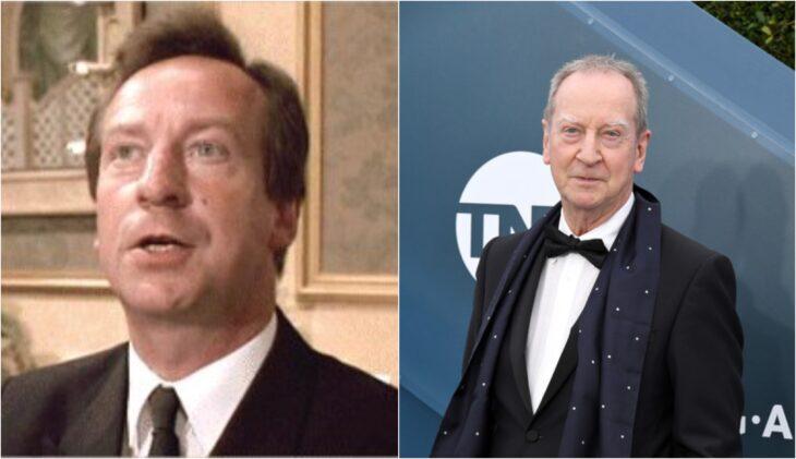Bill Paterson; antes y después de participar en la película original de 'Las Brujas'