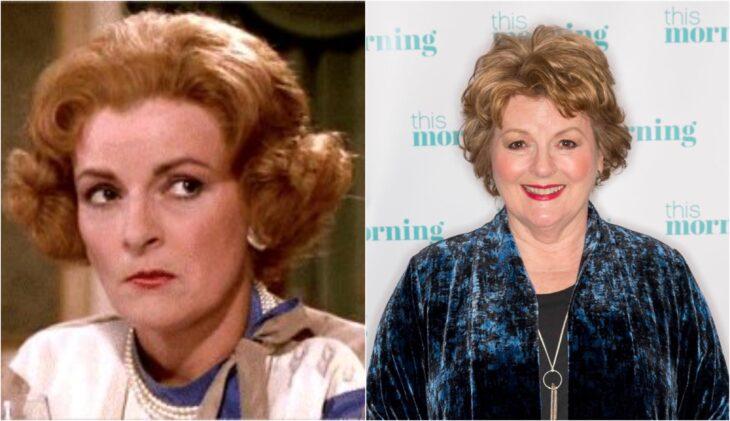 Brenda Blethyn; antes y después de participar en la película original de 'Las Brujas'