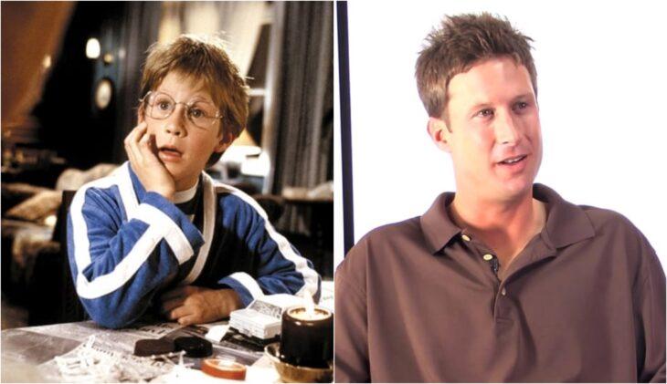 Jasen Fisher; antes y después de participar en la película original de 'Las Brujas'