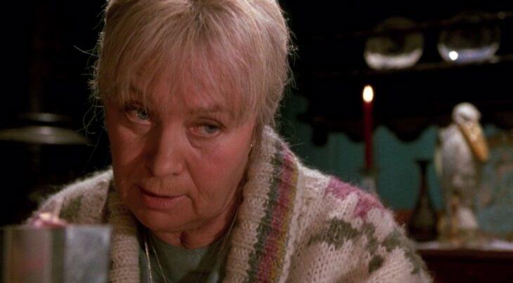 Mai Zetterling; antes y después de participar en la película original de 'Las Brujas'
