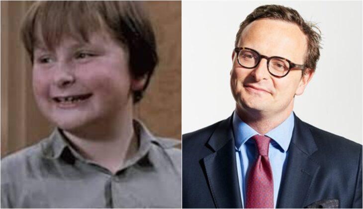 Charlie Potter; antes y después de participar en la película original de 'Las Brujas'