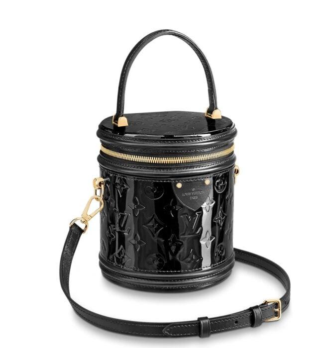 Bolso Cannes de Louis Vuitton en color negro