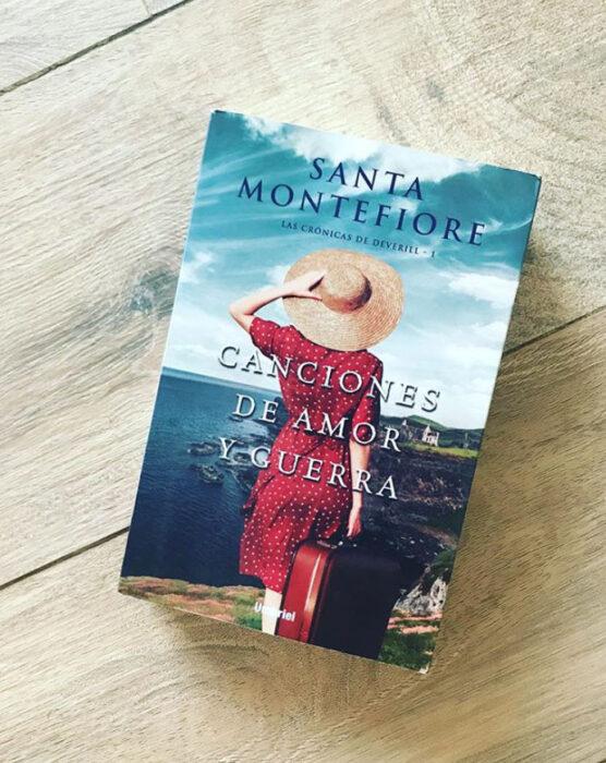 Libro Canciones de amor y guerra de Santa Montefiore