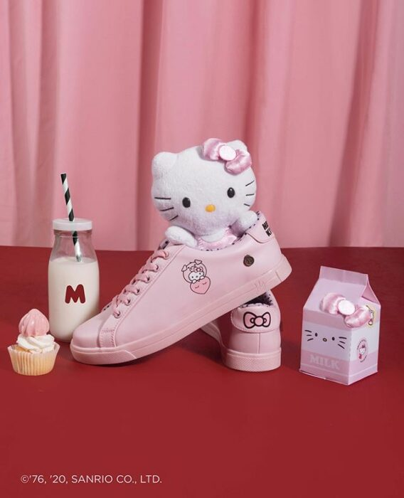 Hello Kitty Loly in the sky collection