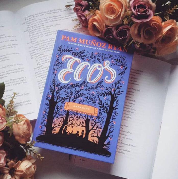 Libro Eco de Pam Muñoz Ryan