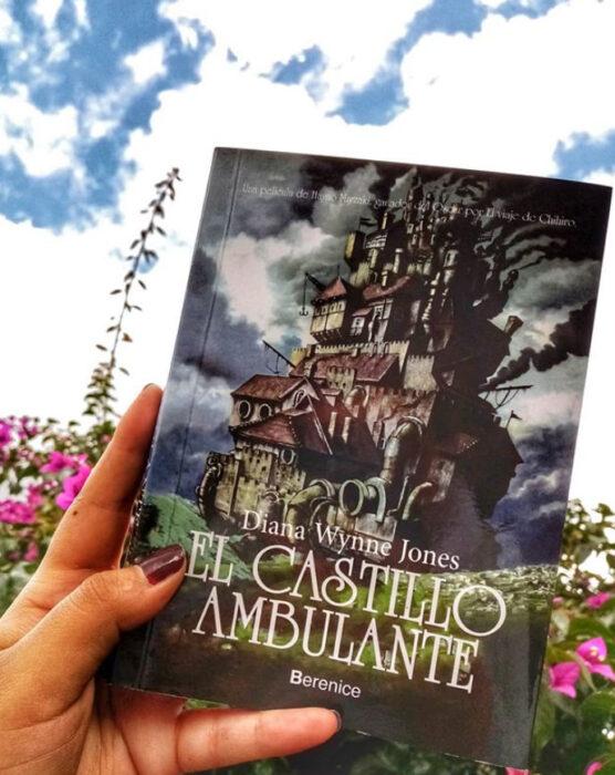 Libro El castillo ambulante de Dianna Wynne