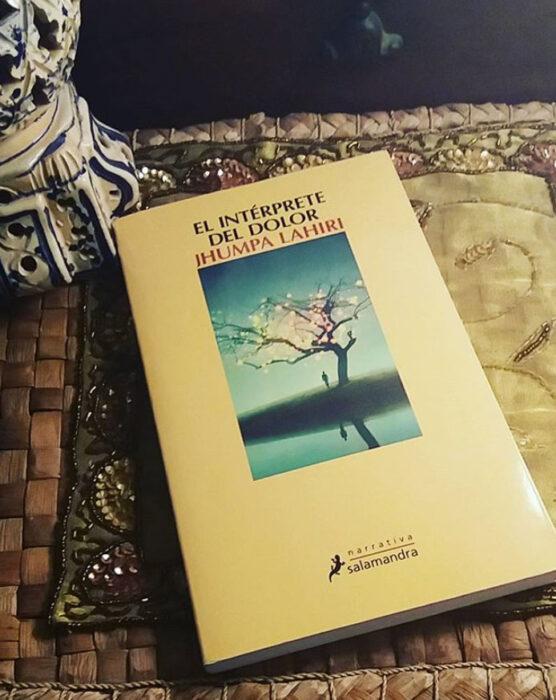 Libro El intérprete del dolor de Jhumpa Lahiri
