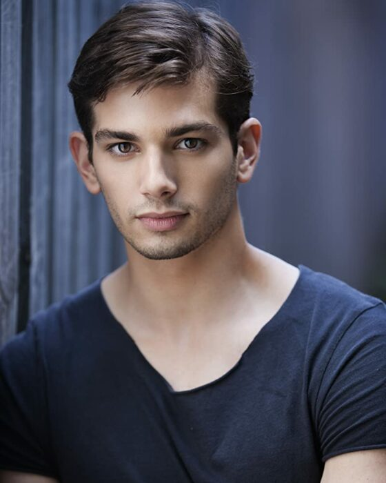 Marcus Vanco para la serie The Shannara Chronicles; galanes de series para maratonear