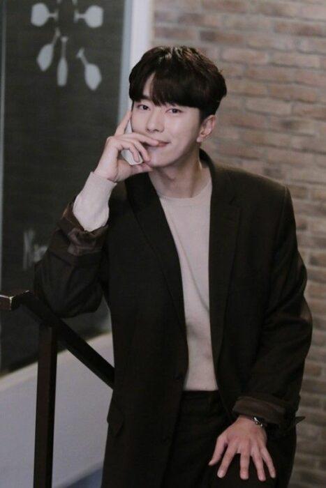 Yoo Hyun-min para a serie El túnel; galanes de series para maratonear
